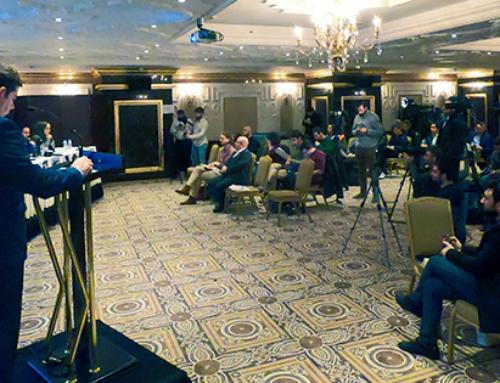 بيان صحفي – اسطنبول الأربعاء 19 فبراير 2020